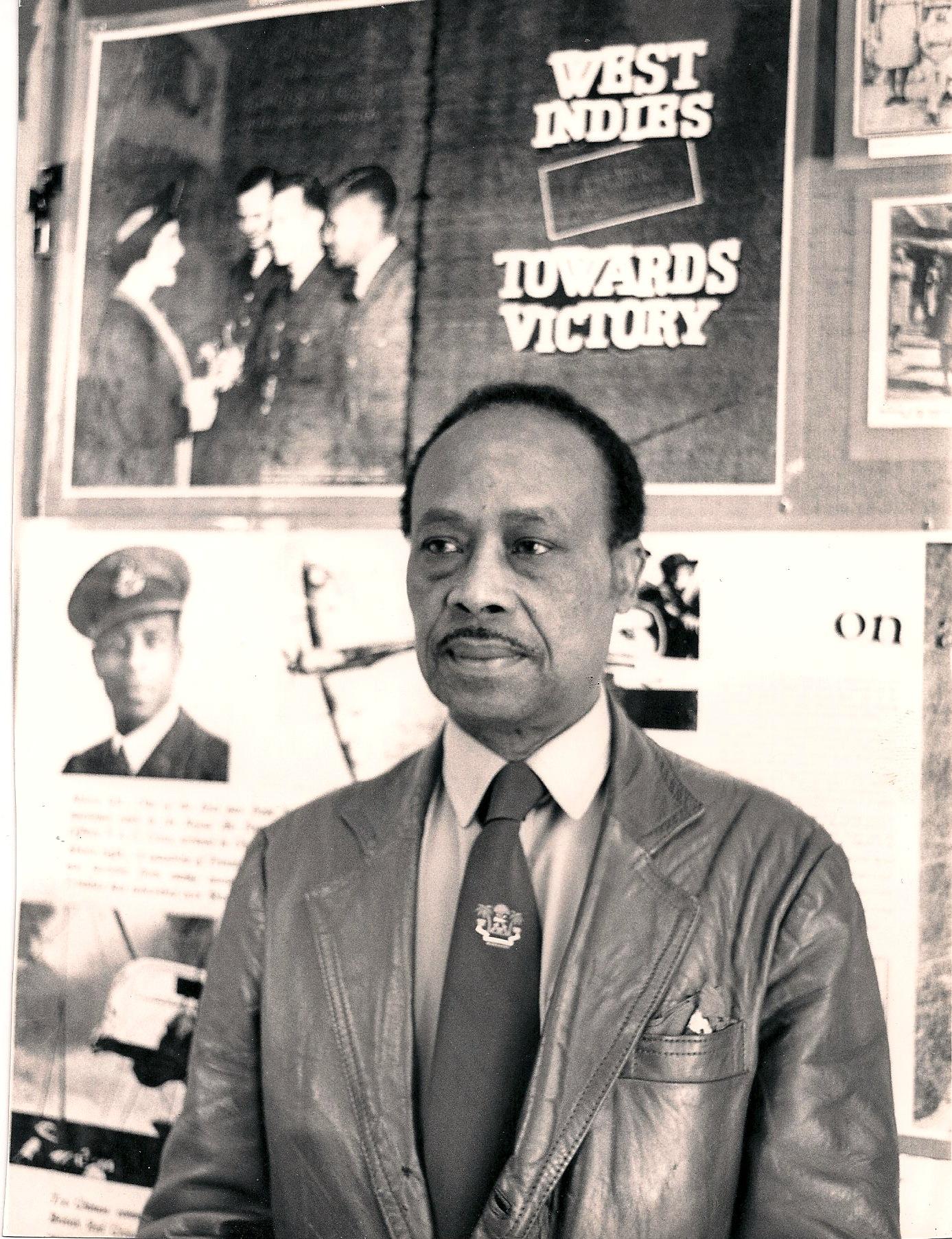 Jamaican Second World War hero Laurent Phillpotts dies | The