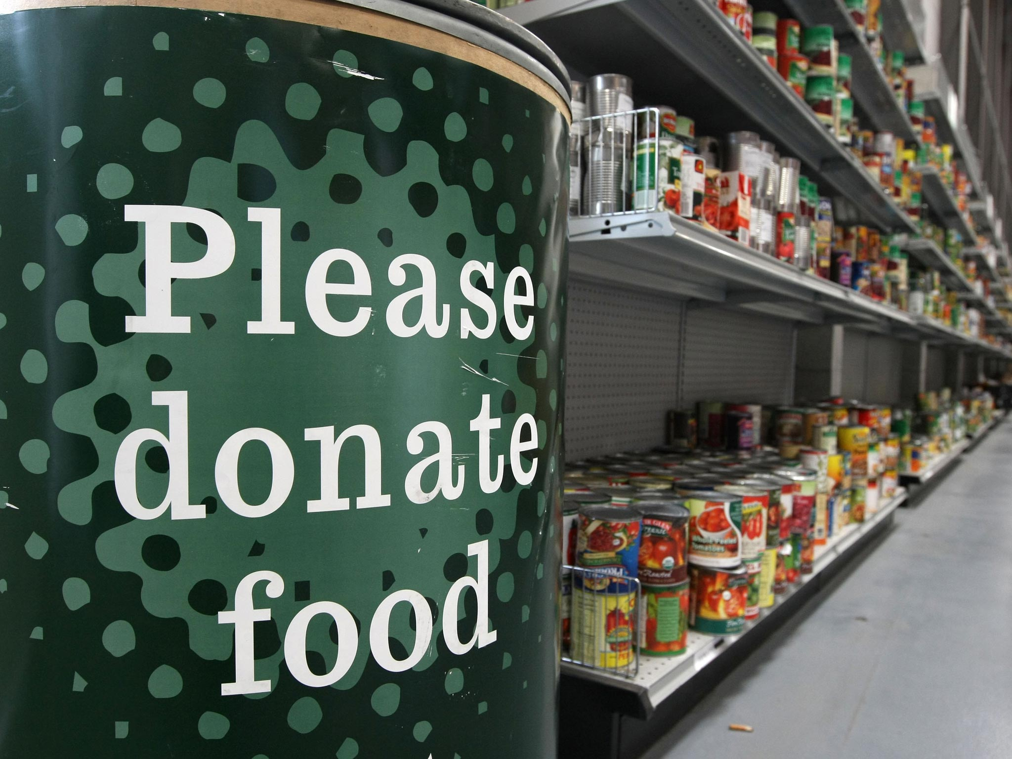 Food Banks Uk Rise