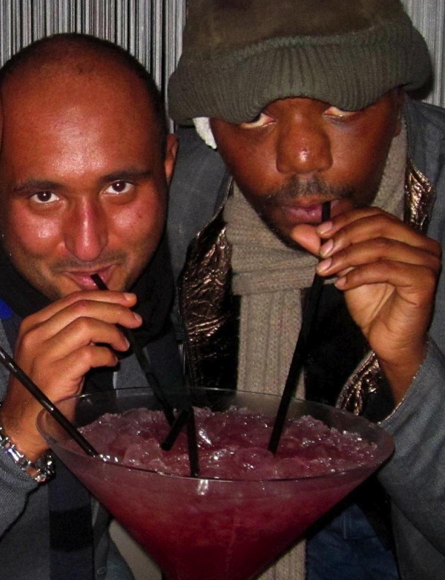 Black Gay Arab 51