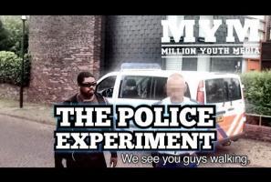 Police Filmed Undercover (Social Experiment)
